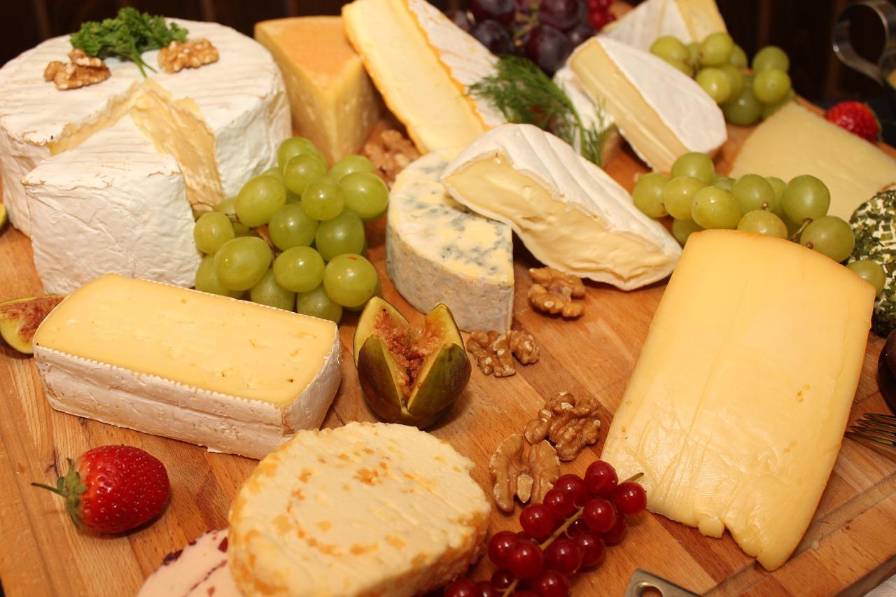 Retour sur la 6ème fête du fromage et des produits locaux de Châteauvieux